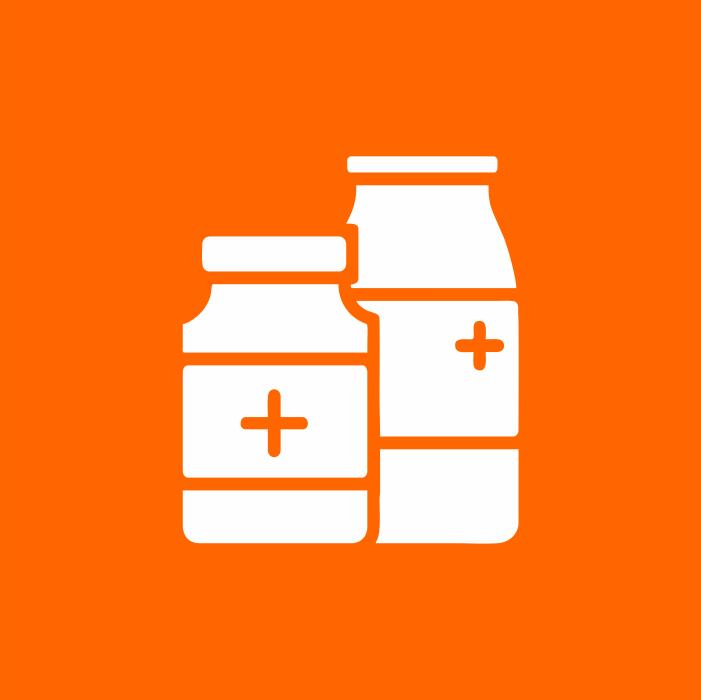 Medicamentos e Insumos Farmacêuticos